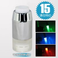 Wholesale German art temperature controlled led light taps filter tap water purifier household water filter