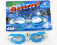 Wholesale Antifog Waterproof Swimming Goggles Children Kids Boys Girls Diving Glasses Swim Eyewear Water Sports