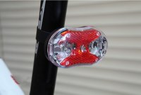 best rear cycle lights - best Price LED Cycling Bike Bicycle Red Warning Tail Front Rear Light Lamp LED Lights