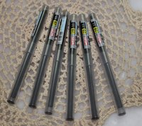 Wholesale 0 mm Mechanical pencil refills HB B H pencil leads for school office stationery tubes each tube contains refill