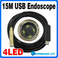 Wholesale Wounderful Mini M USB Waterproof Endoscope Borescope Snake Inspection Camera