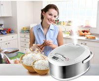 rice cooker - SKG Fully Automatic Intelligent L Electric Rice Cooker Steamer V BS PLUG