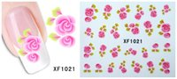 Wholesale hottest newest wather transfer nail art decal for professional use like home use and salon use nail beauty sticker