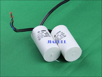 Wholesale Water pump capacitor Electric Motor capacitor CCB60 UF Fan capacitor washing machine capacitor