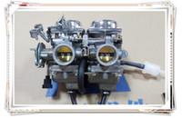 Wholesale Motorcycle carburetor CA250 CMX250 CMX250C Vento Barracuda QJ KEEWAY Supertiger QJ250 FMM Engine Double cylinder double