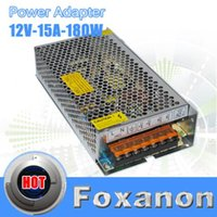Wholesale Foxanon Brand V V to V Transformer W A Switching Power Supply Adapter Driver For strip Display
