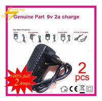 Wholesale AC Charger Power adapter for Tablet PC V A mm Charging for Aoson M19 PIPO M2 M3 M8 M8 G Tablets EU US UK AU PLUG