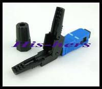 adapter terminators - SC Fiber Optic Fast Terminators connector adapter