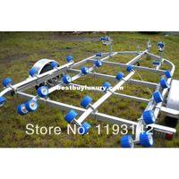 jet ski - Promotion Price Double Jet Ski Trailer Roller Type