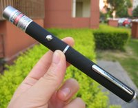 Wholesale car mW Green Laser Pointer Pen high quality real mW nm teacher pen laser pen DG465