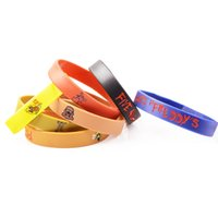 Wholesale PrettyBaby five nights at freddy s Character Figures rubber Silicone Bracelet wristband in stock
