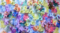 christmas toys - My little pony Loose Action Figures and toys CM kids toys Pony Littlest anime figure set Xmas christmas Gift toys For Kids
