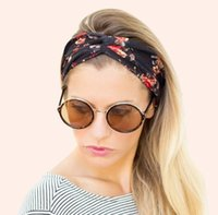 Wholesale 2015 spring summer new Europe fashion women s teenager girls floral headbands hair accessories