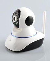 Wholesale Hot Plug and Play WiFi IP Camera with P2p Cloud Technology CMOS MP HD Robot Indoor PTZ IP Camera
