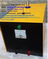 Wholesale PWM computer controlled hydroxygen HHO fuel cell for car truck and electric genset
