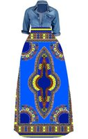 maxi - Long Maxi Skirts for Women African Clothing Pencil Skirt Private Custom High Waist Skirt Unique Original Long Maxi Skirts