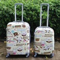 Wholesale fashion luggage new rolling luggage quality suitcase functional PC spinner travel carry ons waterproof suitcase whole sale hot