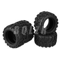 arrow tires - GPS Black quot OD Arrows Pattern Rubber RC Tyre fit Truck Model Car Tire