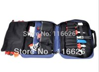 Wholesale Multi Layers Fabric Oxford Tool bags for electrician waterproof case Tool organizer without tools