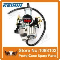 accelerated performance - KEIHIN mm Carburetor With Power Jet Accelerating Pump Racing Power Performance Carburetor Hand Or Cable Choke