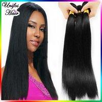 brazilian hair bundle jet black - Jet Black Brazilian Straight Hair Bundles Jet Black Virgin Hair Extensions Brazilian Virgin Hair Straight Virgin Brazilian Straight Weaves