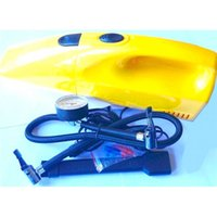 Wholesale Car Auto Vacuum Cleaner Air Compressor Tire Inflator