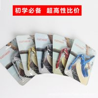 Wholesale Small capo grip type mixer ukulele folk guitar sound clip clip clip capo ukulele