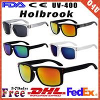 wholesale designer lots - Ems New Men s Sports Sunglasses Brand Designer Holbrook Driving Cycling Eyeshade for Men