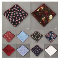 Wholesale High Quality Hankerchief Scarves Vintage Hankies Men s Pocket Square Handkerchiefs Cotton Export cm