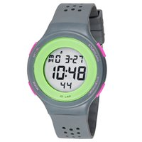 auto air colors - SYNOKE Brand Multifunctional Sport Watch Men LED Digital Water Resistant Wristwatch Air Permeable Watchband Colors