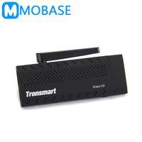 Tronsmart Draco H3 H3 Allwinner Quad Core Android TV Box Smart TV Dongle del palillo 1G / 8G H.265 / HEVC 4K 802.11b salida / g / n de 2,4 GHz OTA