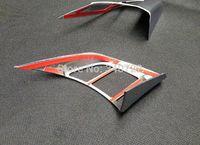 auto parts steering - Steering Wheel Trim Interior Frame Decoration Auto Parts Fit for Mazda AXELA ABS Chrome per set M5025