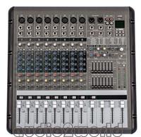 Wholesale 650W Professional PMR860 Audio Powered Mixer Channels Double Graphic EQ Mezcladora De DJ