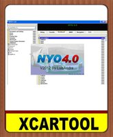 Wholesale Diagnostic software for NYO V4 Full for Odometer RadioCar Airbag Navigator