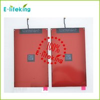 backlight panel - OEM LCD Display Backlight Film Good repair parts for iPhone S C backlight refurbishment back light film