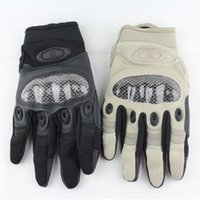 Wholesale Fuyuan of outdoor sports and fitness Tactical full finger gloves ski mountaineering gloves Factory Outlet