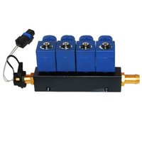 Wholesale 4 cylinder Gas jet injection rail new gas high power CNG for jetta car