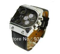 Wholesale Men Quartz Sports Watch Brand Oulm Classic Multiple Big Case Wrist Watch Mens Casual GTM Time Watch High Quality O HP9315