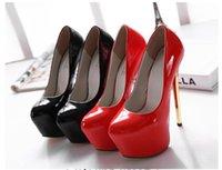 Wholesale SEXY Women High heeled shoes platform wedding Shoes women s shoes girl s high heel SIZE EU34 EU39