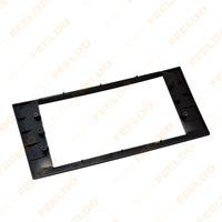 Wholesale 5pcs DIN Car Refitting Radio Stereo DVD Frame Fascia Dash Panel Installation Kits For Ford Mondeo