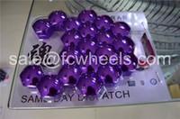 Wholesale car Dust cap cars dedicated hub screw cover car tyres decorative covers nut cap wheel bolt nut caps