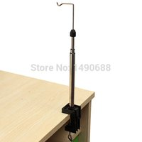 Wholesale Clamp on Flex Shaft Felxshaft Rotary Grinder Stand Holder Hanger Tool for Dremel