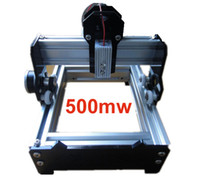 Wholesale 2015 New Arrival mw mw Large Area Mini DIY Laser Engraving Engraver Machine Laser Printer Marking Machine