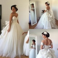arm band shirt - 2015 Wedding Dresses with Detachable Train Sweetheart Beaded Bodice Spring Wedding Gowns Vintage Ball Gown Wedding Dress with Veil Arm Bands