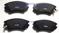 Wholesale High Knight Buick GL8 front brake pads black carbon based ceramic brake brakes purses Post