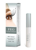Wholesale 2015 New FEG Eyelash Enhancer EyeLash Rapid Growth Serum Natural Direct with Hologram Supply anti fake Label
