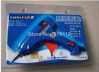 Wholesale High quality W Hot Melt Glue Gun With indicator mm Glue Stick As Gift Minitype jq001