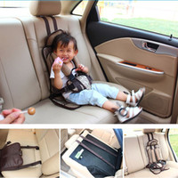 Wholesale New portable Baby Kids children Car Seats Child safety car seat infant Protect Auto harness carrier BA022