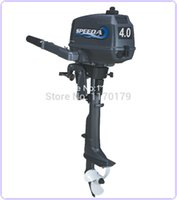 Wholesale High Quality product from SPEEDA Factory stroke HP outboard motors boat engine outboard for sale
