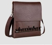 Wholesale Hot New Fashion Mens Messenger Bags Briefcase Cross Body Messenger Bags Multifunctional laptop shoulder bags Briefcases